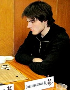 Zavgorodny Demian the winner of the final tournament Crimean Go championship